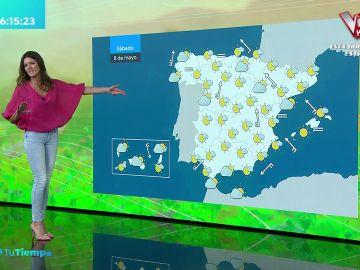 La previsión del tiempo hoy: Este viernes suben las temperaturas con Murcia, Huelva y Lleida por encima de los 30 grados
