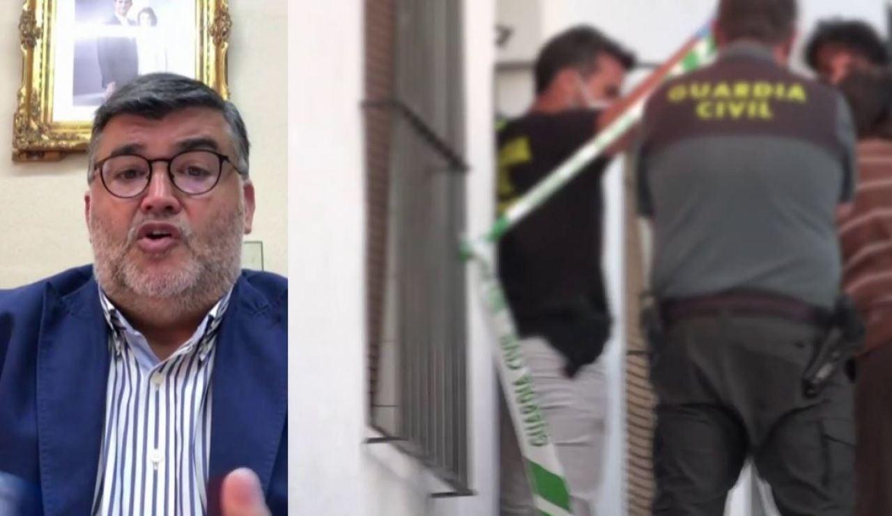 Crimen en Badajoz.