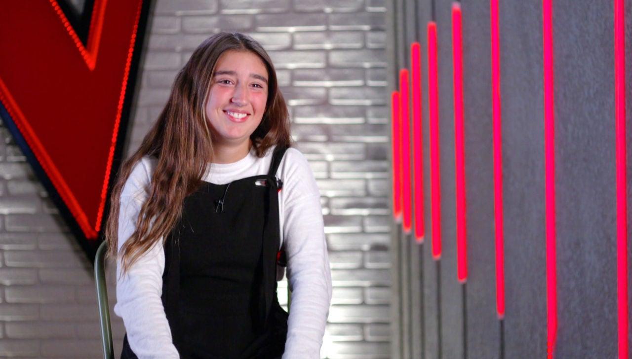 """Lola Avilés: """"Yo me levanto con el himno del Betis"""""""