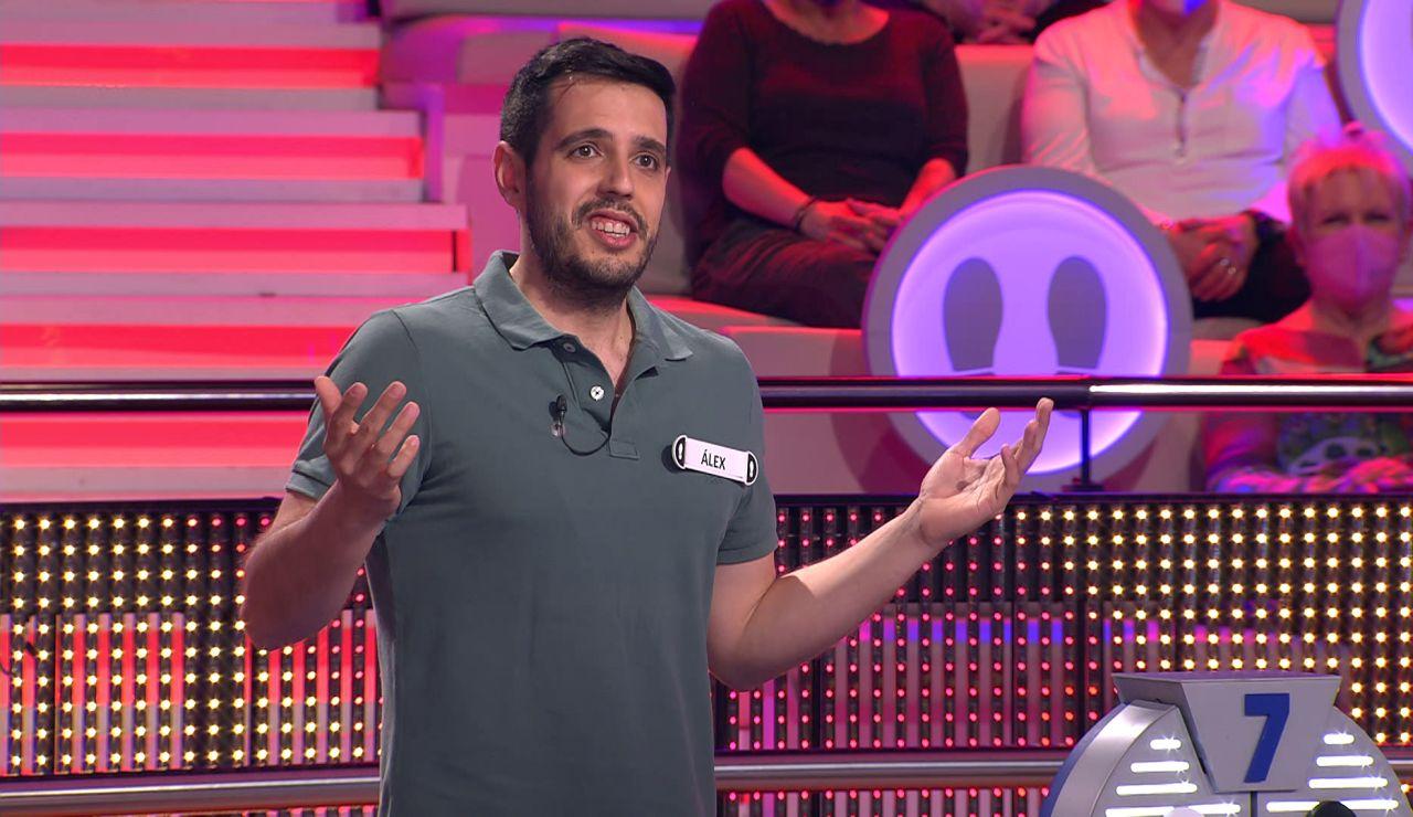 """Las aficiones de un concursante de '¡Ahora caigo!' descolocan a Arturo Valls: """"No sé de qué está hablando"""""""