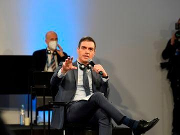 Pedro Sánchez en Oporto