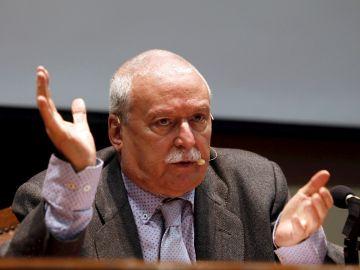 El expresidente de la comunidad de Madrid Joaquín Leguina