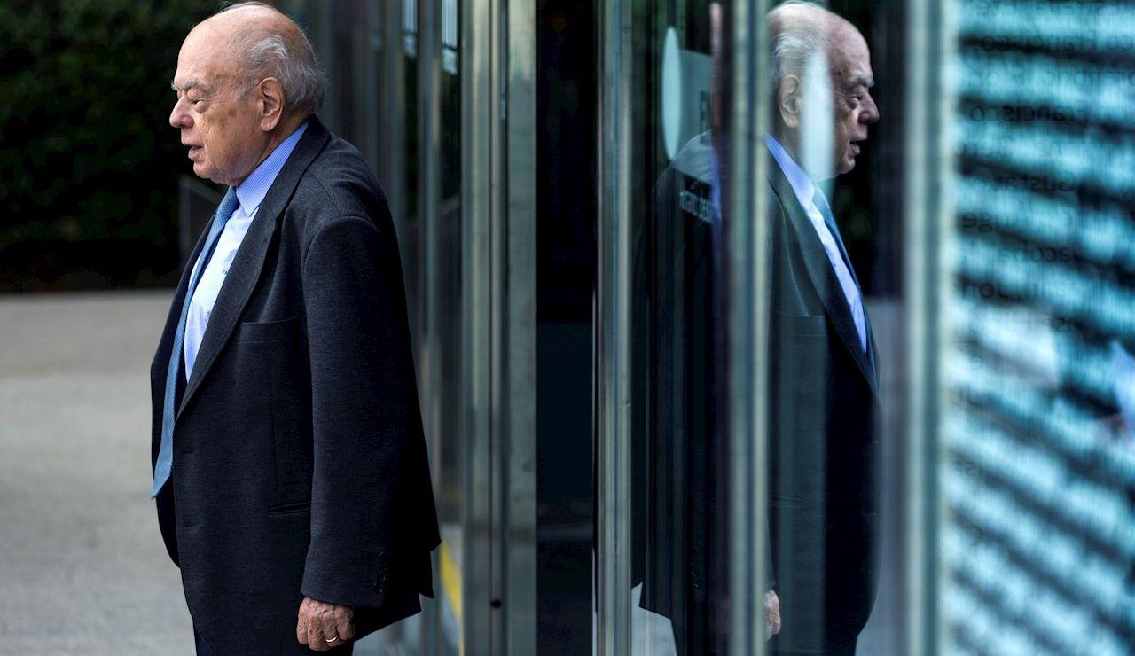 El expresidente de la Generalitat Jordi Pujol, en una imagen de 2018