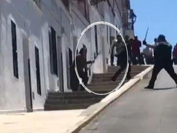 Tensa detención de un hombre acusado de asesinar a sus dos hermanos en Extremadura