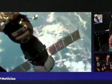Un astronauta presenta desde la Estación Espacial Internacional el nuevo single de Coldplay, 'Higher Power'