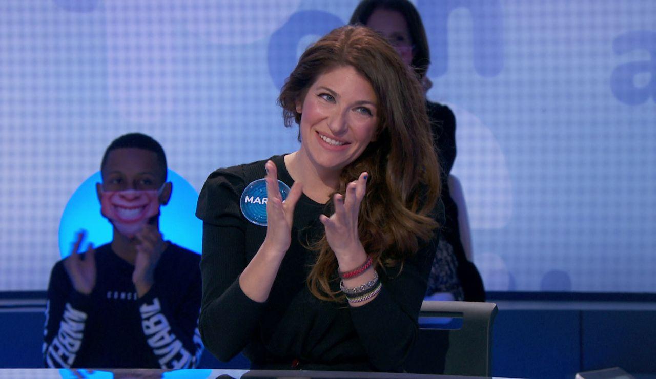 Marina Gatell destapa sus debilidades antes de comenzar a jugar en 'Pasapalabra'