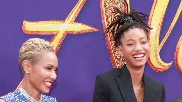 Willow Smith y su madre Jada Pinkett