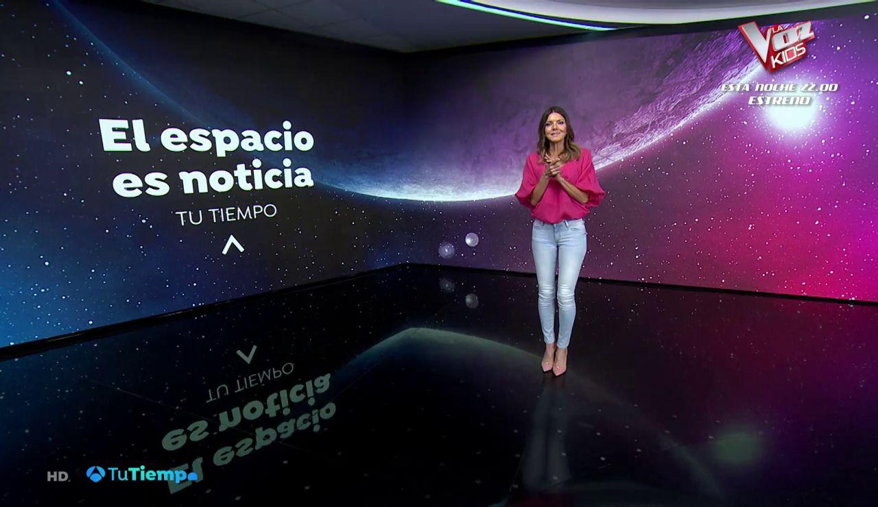 El espacio es noticia