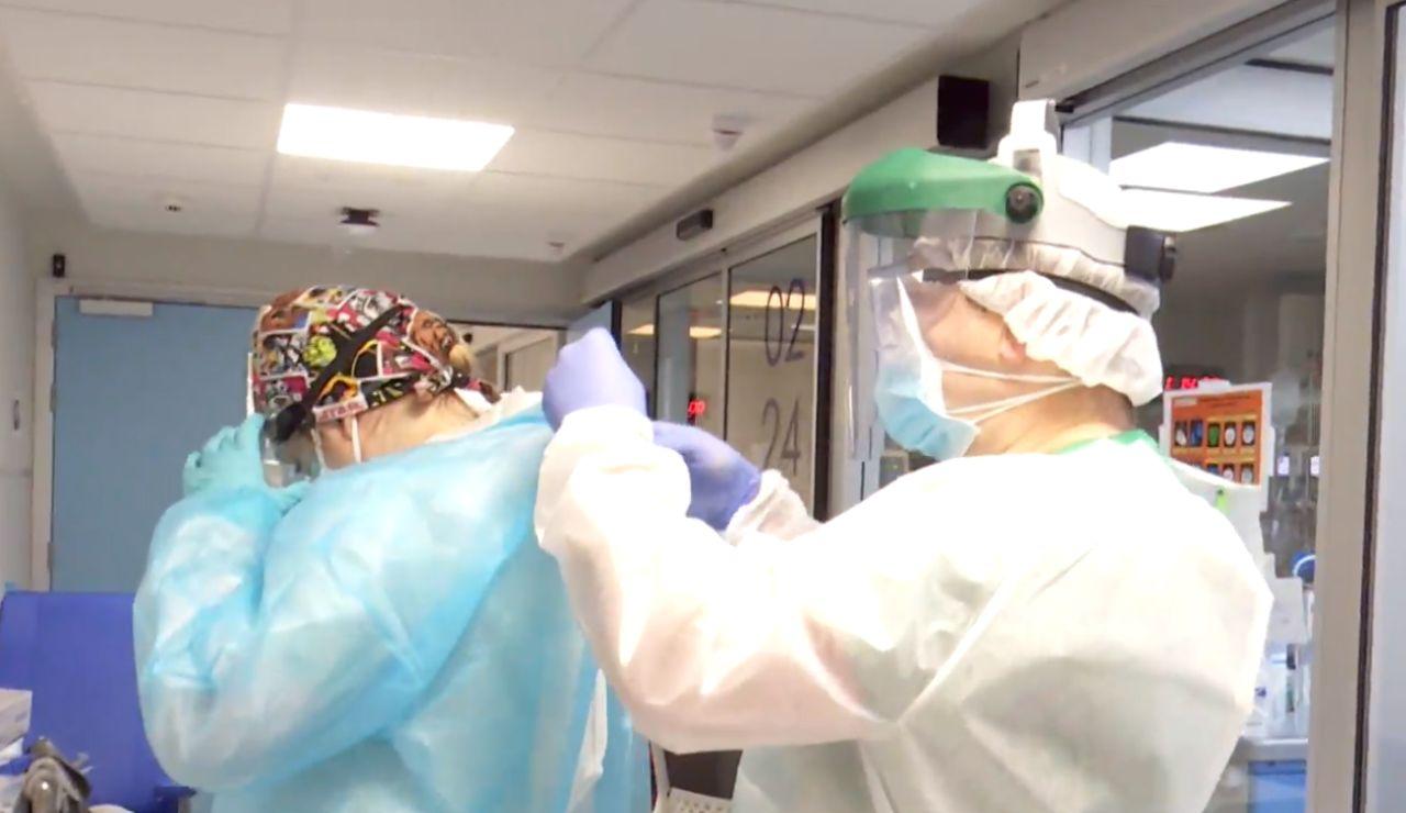 Comunidades sin muertes por coronavirus