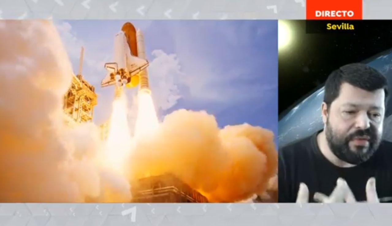 Un cohete chino podría caer en Madrid