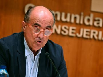 Antonio Zapatero, en rueda de prensa