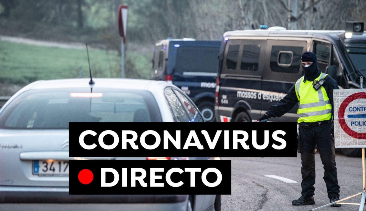 Fin del estado de alarma en España: Zonas confinadas en Madrid, medidas y toque de queda hoy, en directo