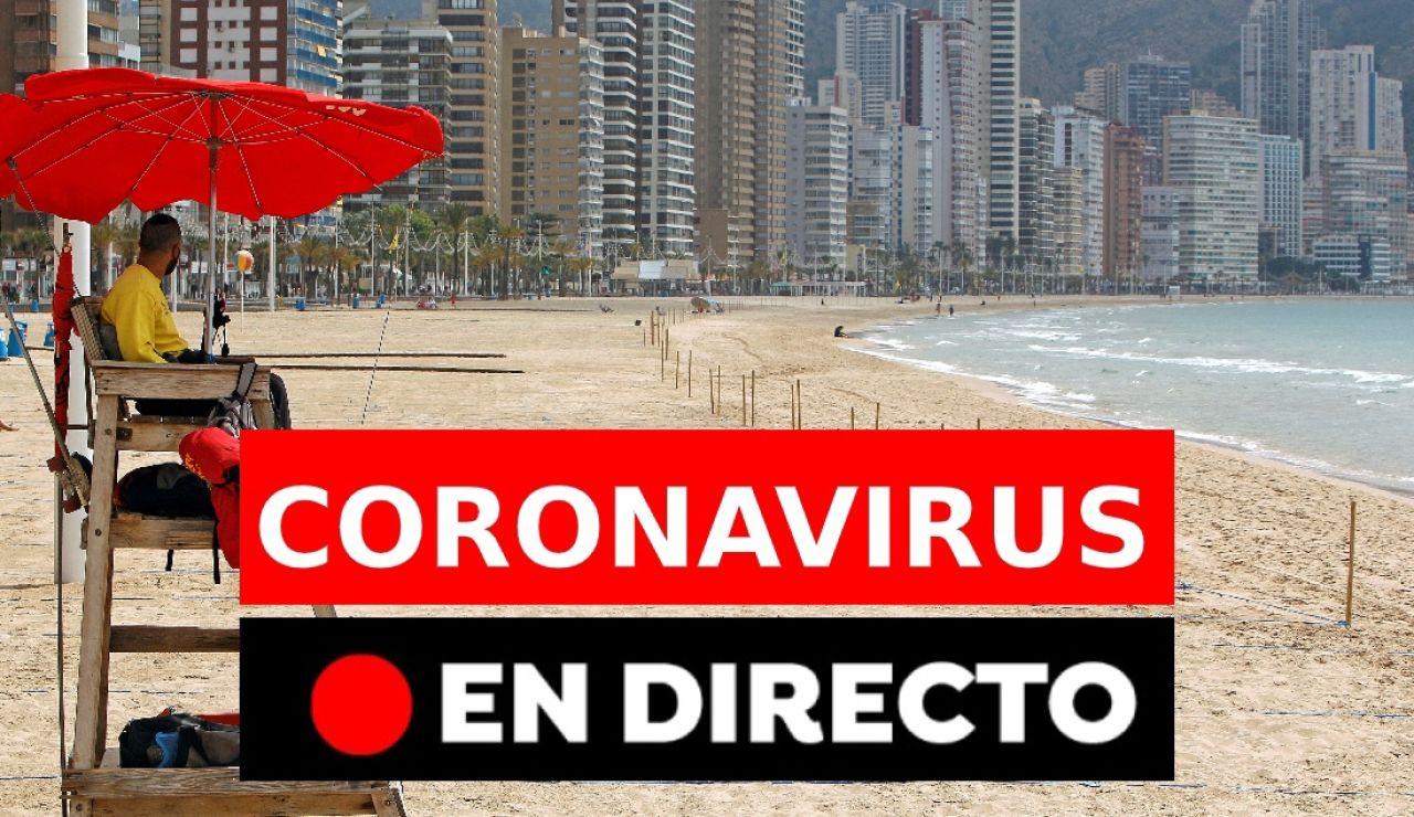 Coronavirus España: Última hora del fin del estado de alarma, nuevas restricciones y vacunación, en directo