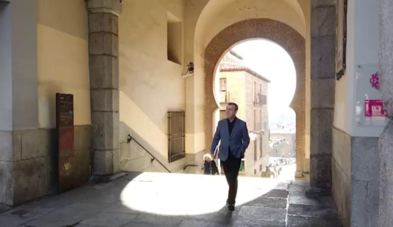 Lorenzo Silva presenta 'Castellano', su nuevo libro donde narra la Revolución de los comuneros