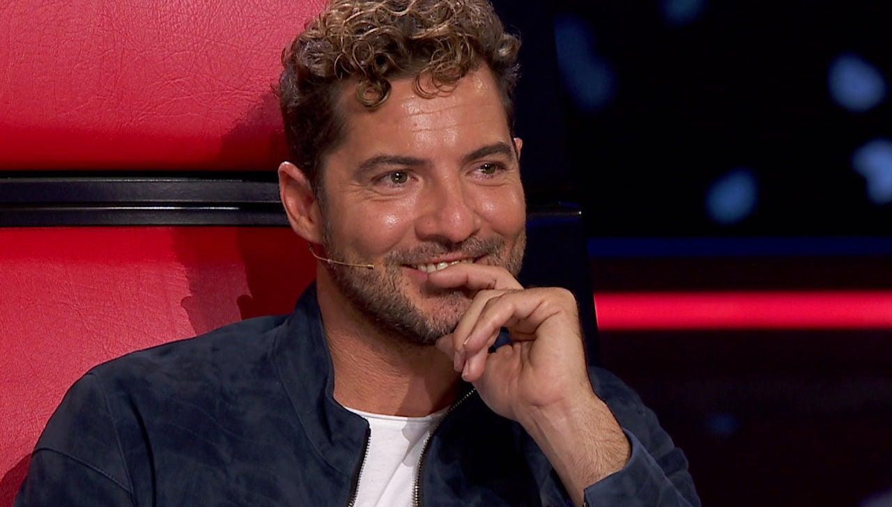 Una talent sorprende a David Bisbal con una espectacular versión de 'Dígale' en 'La Voz Kids'