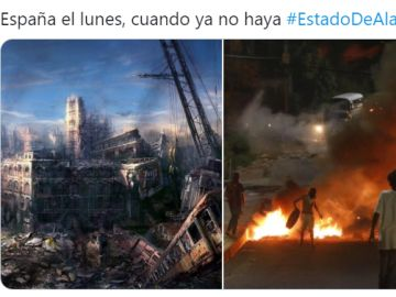Los memes tras la finalización del estado de alarma en España