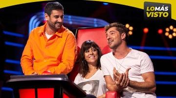 'La Voz Kids' arrasa en el estreno y es lo más visto de la televisión con 2,8 millones de espectadores (22,5%)
