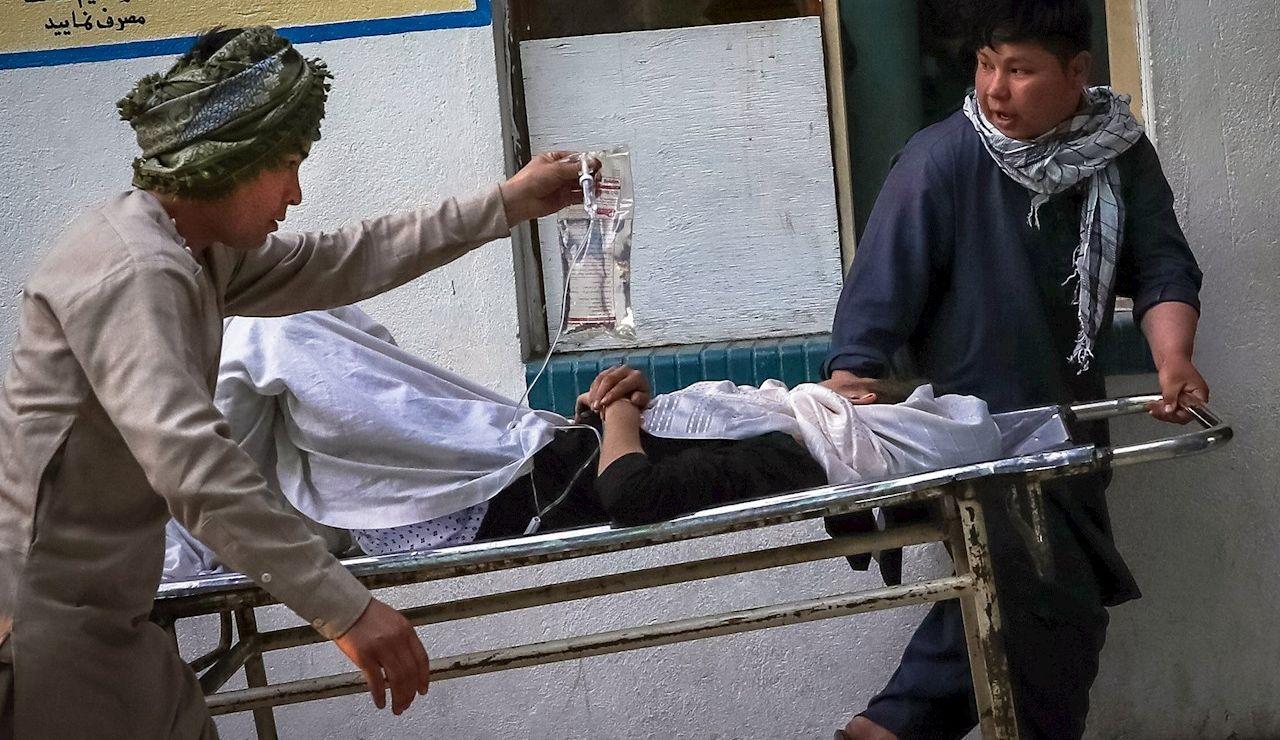 Atentado contra una escuela femenina en Kabul, capital de Afganistán