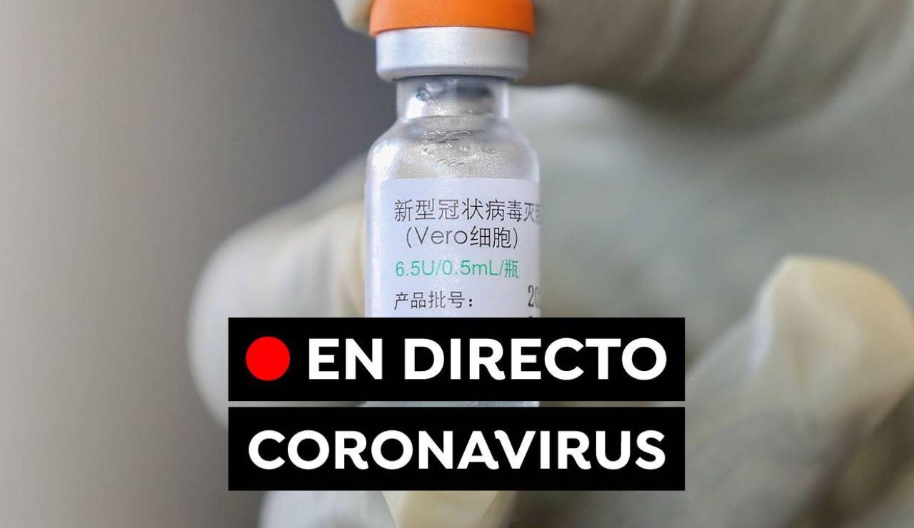 Coronavirus España hoy: Fin del estado de alarma, nuevas restricciones y última hora de la vacunación, en directo