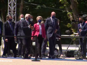 Los líderes europeos se reúnen en Oporto divididos por la liberalización o no de las patentes de vacunas