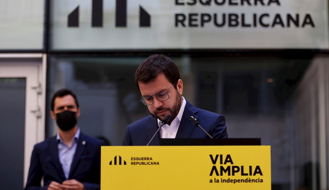 Imagen de Pere Aragonès