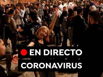 Coronavirus España: Primer día sin estado de alarma, nuevas restricciones, vacunas y última hora de hoy, en directo