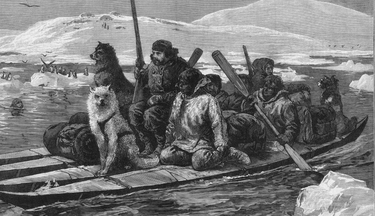 Identifican por ADN a un explorador de la fallida expedición de Franklin desaparecido en el Ártico en 1845