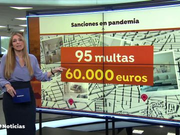 Barcelona impone multas de 60.000 euros por alquilar viviendas particulares sin licencia