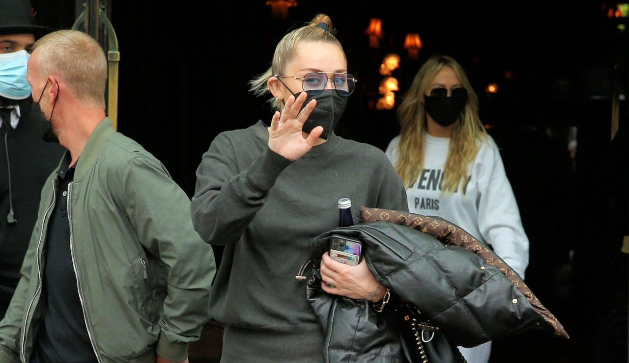 Miley Cyrus no tiene el día para fotos