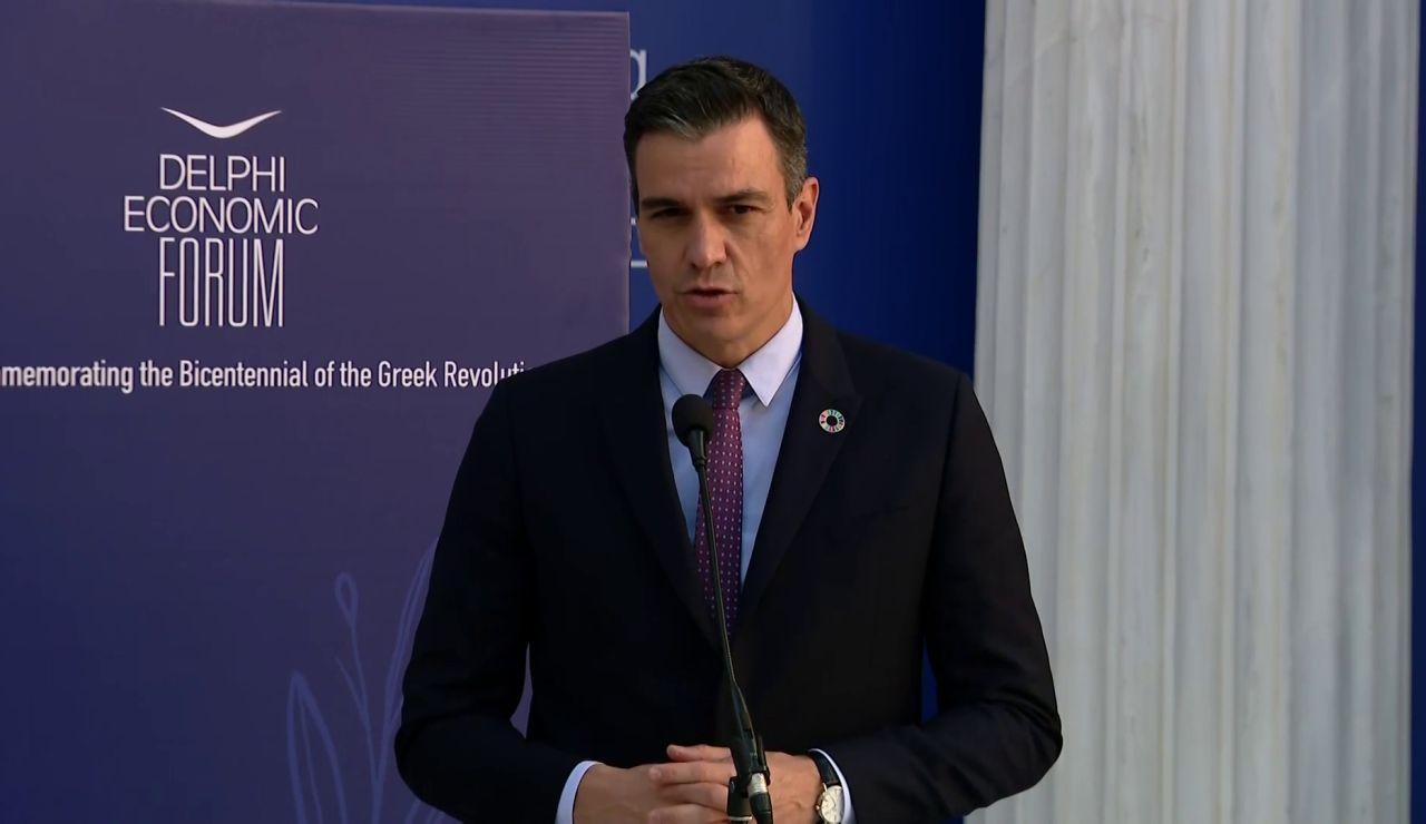 """Pedro Sánchez asegura que """"la izquierda volverá"""" a Madrid tras la debacle electoral del PSOE el 4M"""