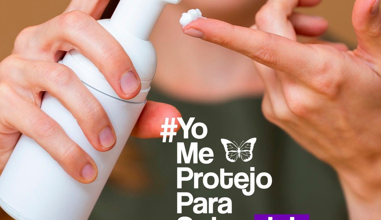 Día Mundial del Lupus, bajo el hashtag #yomeprotejoparasobrevivir