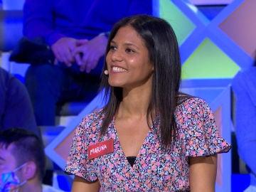 """El impresionante primer panel de una concursante de 'La ruleta de la suerte': """"Un comienzo espectacular"""""""