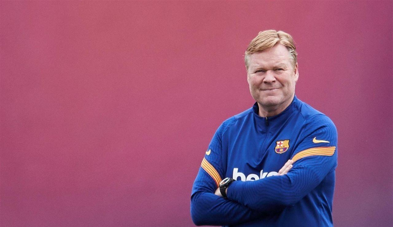 """Koeman: """"Como entrenador ya no sabes cuándo es mano; hasta los árbitros tienen dudas"""""""