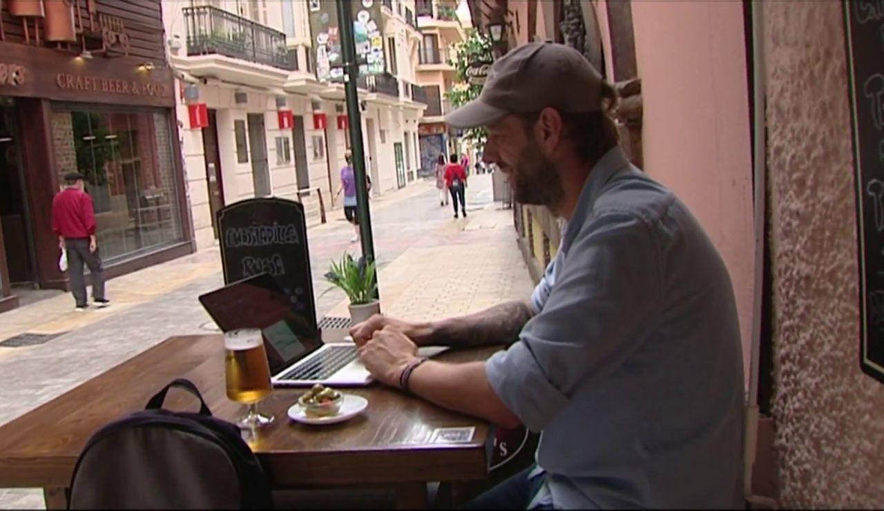 Crece la población en Málaga gracias al teletrabajo
