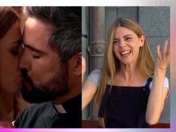 La reacción más esperada: Manuela Velasco adelanta lo que llegará tras la pasión de Maica y Gorka en 'Amar es para siempre'