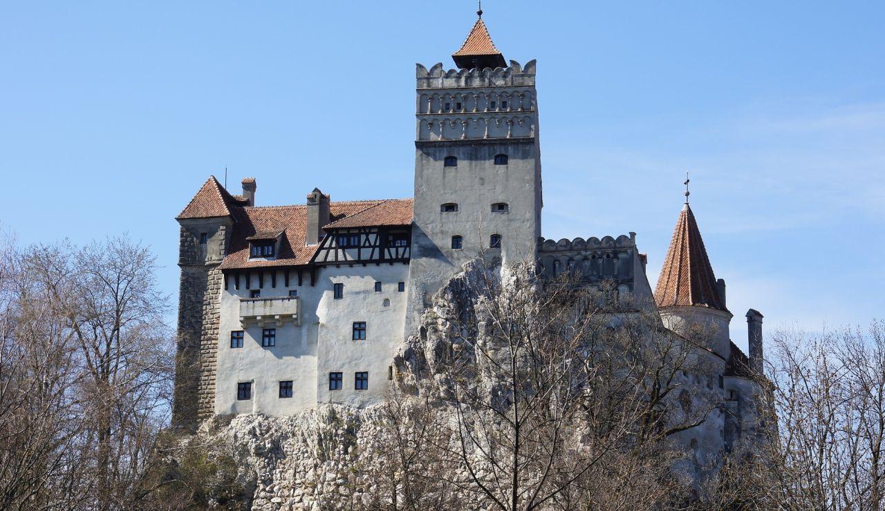 El Castillo de Drácula se convierte en un centro improvisado de vacunación contra el coronavirus