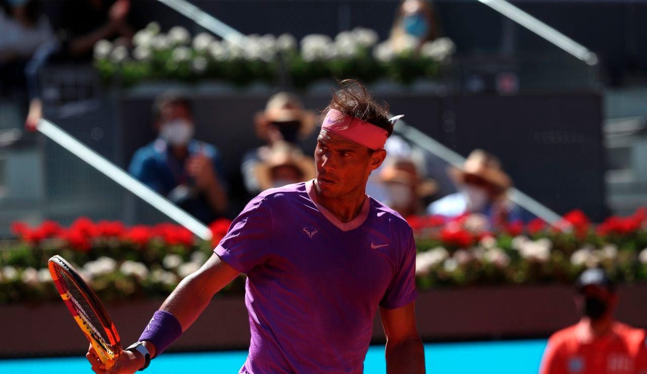 Rafa Nadal - Jannik Sinner: Horario y dónde ver el partido del Masters de Roma en directo