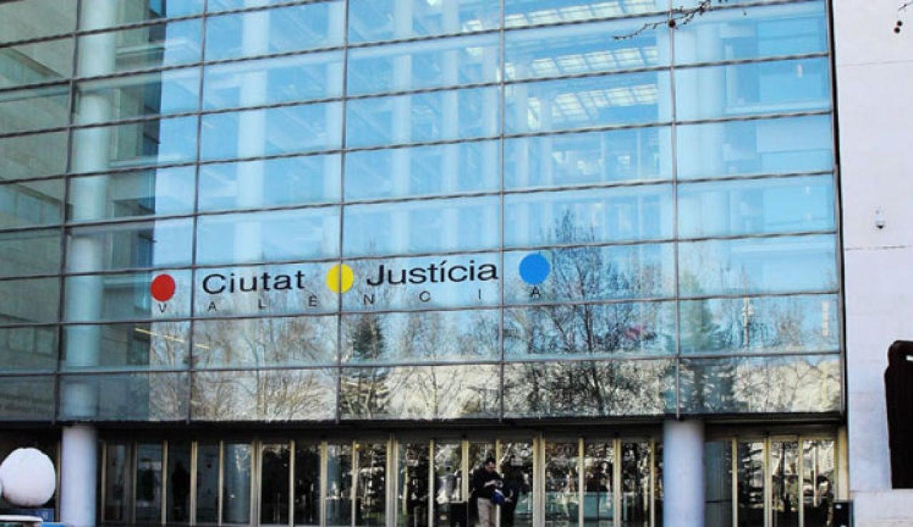 Ciudad de Justicia, Valencia.