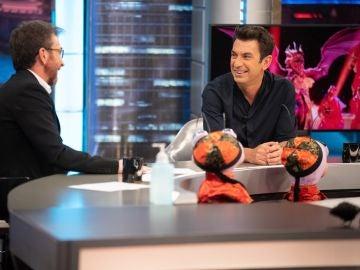 Arturo Valls revela la posible multa por infringir el contrato de confidencialidad en 'Mask Singer'