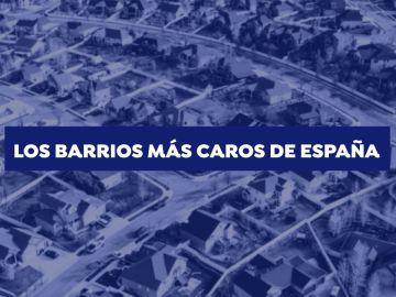 Los barrios más caros para vivir en España en 2021, según Idealista