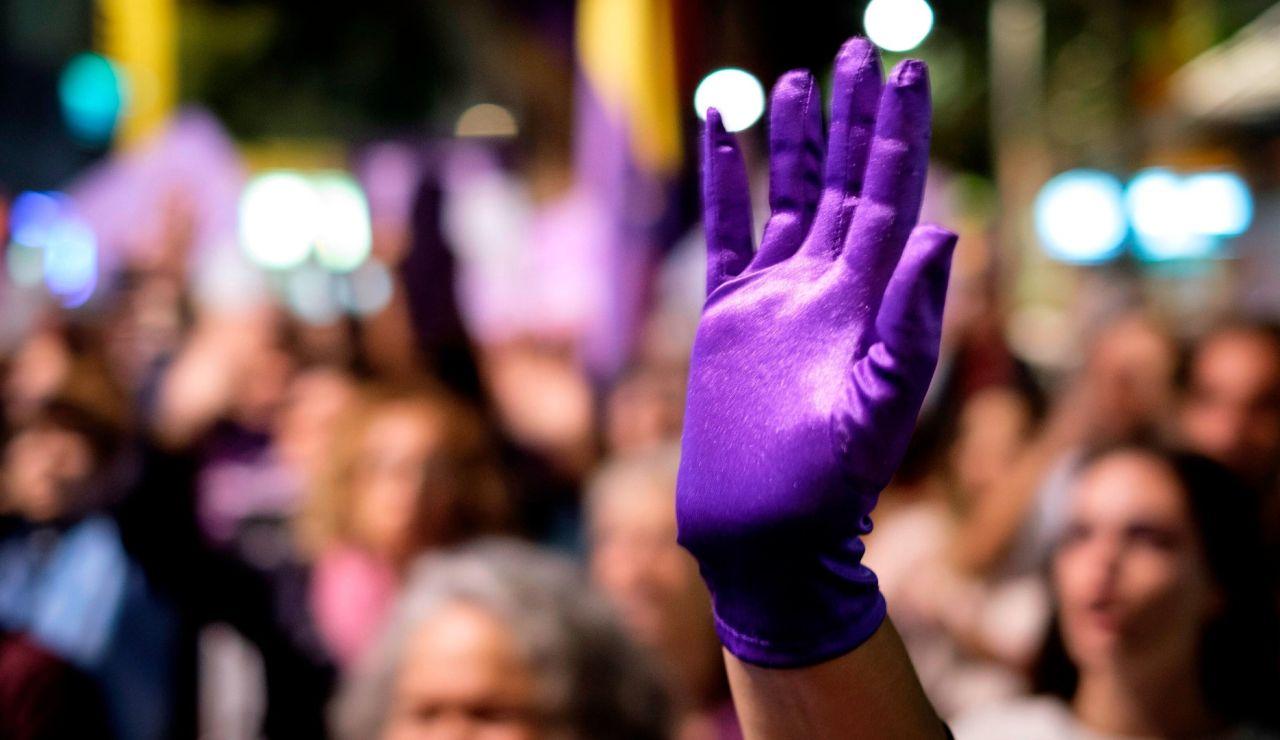 El número de mujeres víctimas de violencia de género disminuyó un 8,4 % en 2020