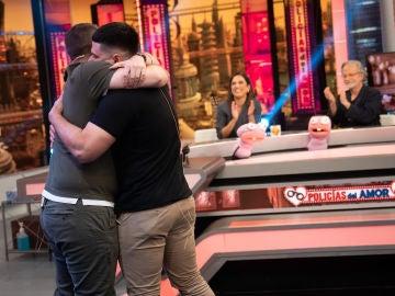 Trancas y Barrancas retan a Toni Acosta y Fernando Colomo: ¿serán tan expertos en parejas como parecen?