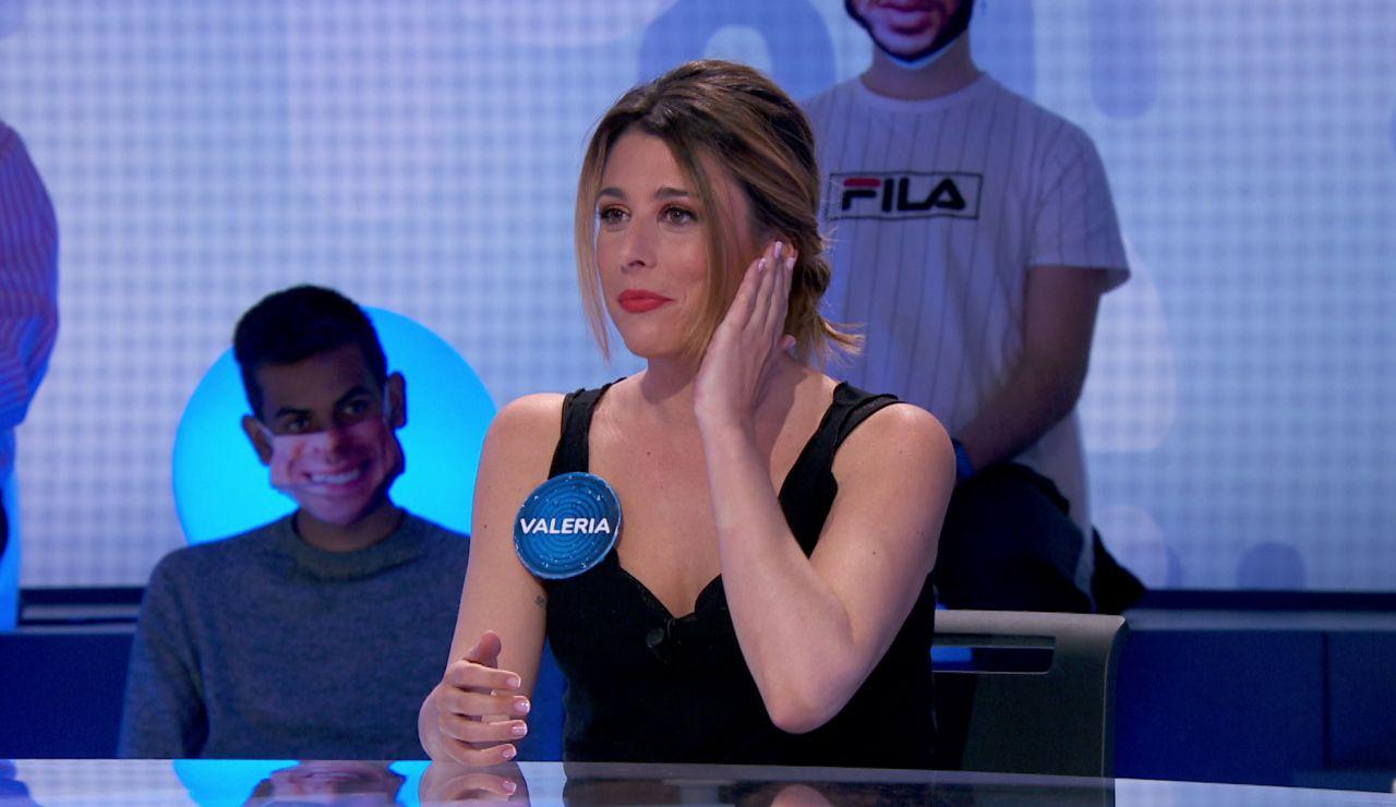 ¿Dejaría Valeria Ros 'Zapeando' por 'Pasapalabra'? Así ha contestado a Roberto Leal