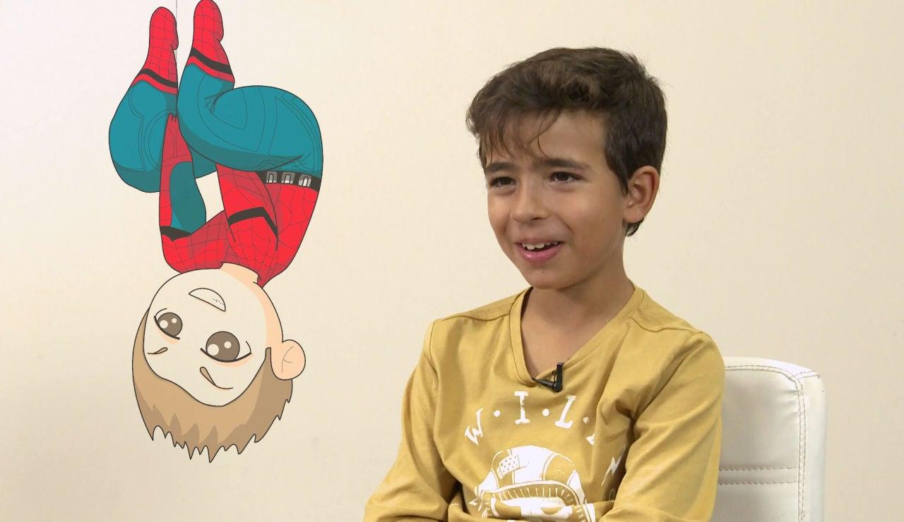 """Los talents de 'La Voz Kids' eligen su superpoder: """"Spiderman, volar o transmitir"""""""