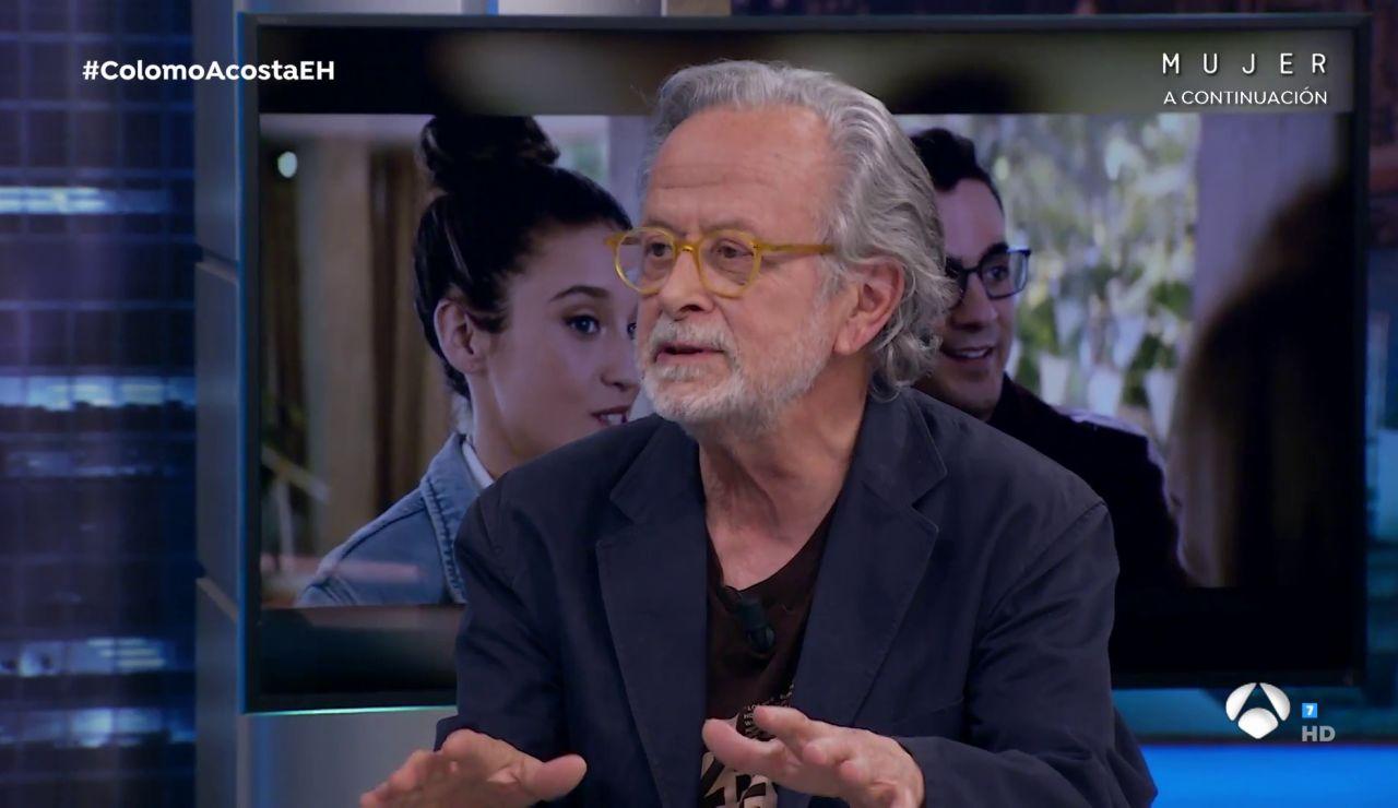 """Fernando Colomo habla claro sobre el poliamor: """"Lo practica mucha más gente de la que imaginamos"""""""