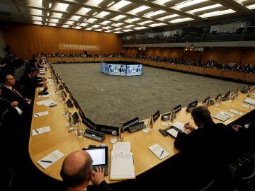 La sede de la OCDE en París, en una imagen de archivo