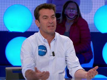"""""""¿Otra vez?"""", el padre de Arturo Valls pierde la ilusión con su hijo"""