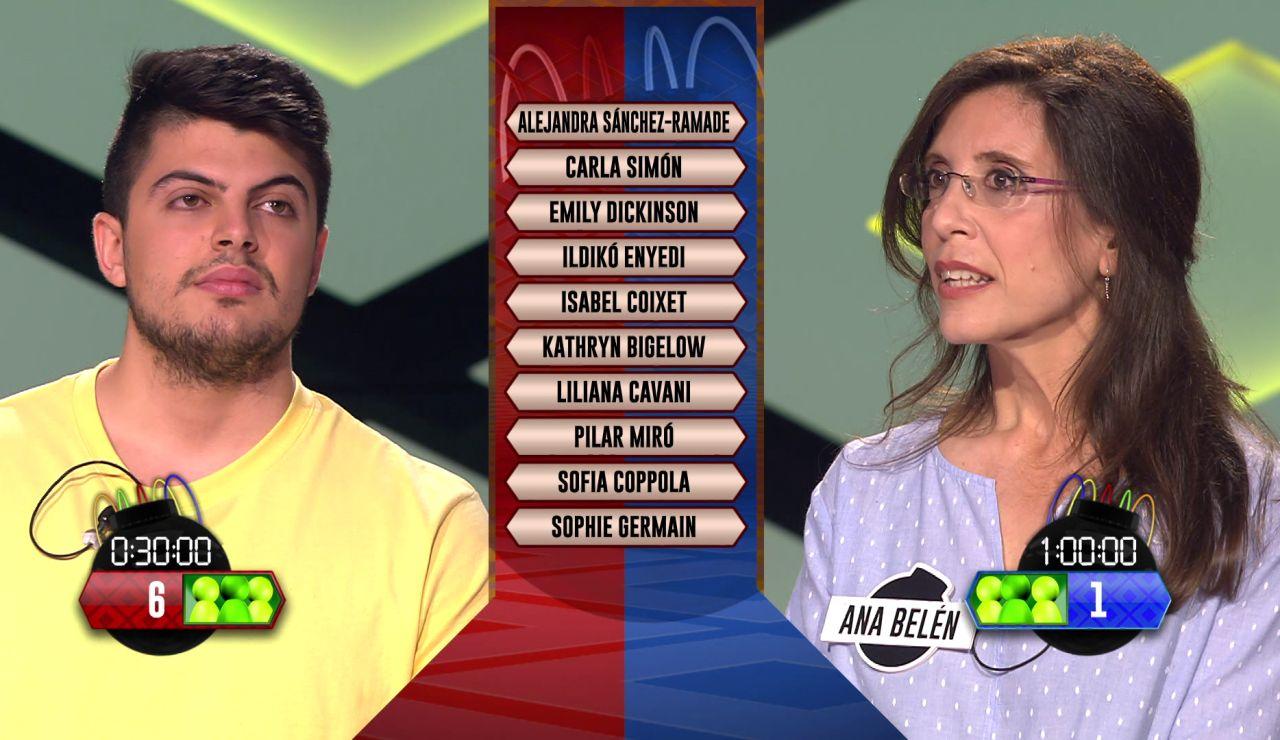 Ana Belén gana para los 'Libérrimos' una fase estratégica increíblemente disputada