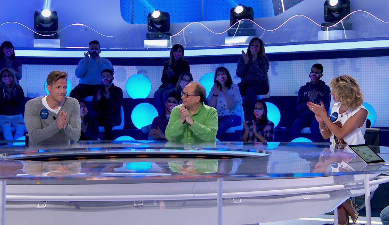 """""""No solamente somos un cuerpo"""", Óscar Martínez defiende al """"equipo de los rubios"""""""