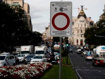 ¿Qué pasa ahora con las multa de Madrid central?